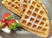 Sourdough Discard Waffles