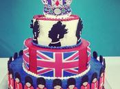 Cocoa Co's Queen Elizabeth's Birthday Cake: Cake