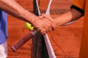 Signs Tennis Etiquette
