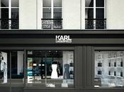 First Look: KARL LAGERFELD Store Opening Marais –...