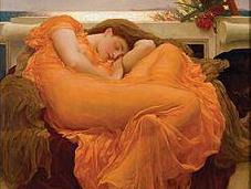 Flaming June Poetry Month Landing