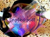 Empties Post Products Have Used