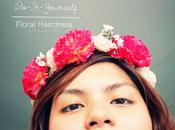 Do-It-Yourself: Floral Hairdress