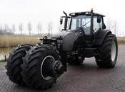 Batmobile Tractor Superhero Countryside