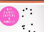 Eames Inspired Mobile Design Sponge