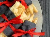 NIMKI/ NAMAK PARÉ/ MATHRI (Savoury Indian Stick Crackers)