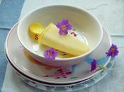 Frozen Mango Yoghurt Pops