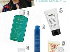 Beauty Talk: Face Products