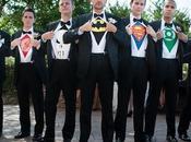 Wedding Style: Groomsmen Attire All!