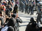 Wearing Mask Riot Crime Canada