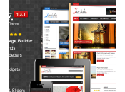 Jarida Responsive Premium WordPress Magazine Theme Themeforest