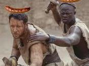 Russell Crowe Gladiator With Sausage Head!