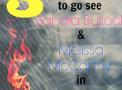 [Movie Review] Heat with Sandra Bullock Melissa McCarthy Funny? #pocketThoughts