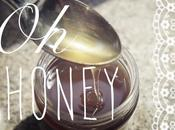 Wash Face with Honey…