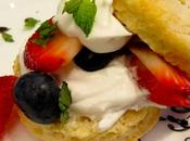 Strawberry Blueberry Shortcakes