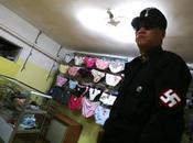 Mongolian Neo-Nazi Environmentalist Walks into Lingerie Store Ulan Bator