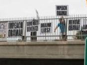 Impeach Obama Overpass Movement Spreads Across America!