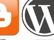 Blogger WordPress Best Platform Your Work