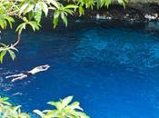 Enchanted River, Hinatuan, Surigao Island Hopping