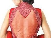 Indian Woman Back Suit Designs