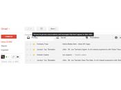 Google Puts Tabs Gmail