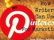 Writers Pinterest Marketing
