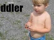 Cloth Diapering Toddler