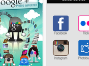Easiest Import Facebook, Flickr, Photobucket Instagram Photos Google+