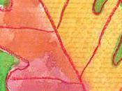 Watercolor Crayon Resist Leaf