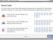 Facebook Creates Google+ Like Circles