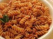 Fusilli Baked with Bacon Sauce