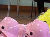 Fireman Samantha Pretty, Pretty Pink Helmet