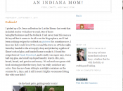 Indiana Blogs: