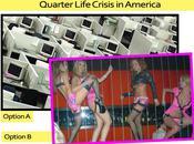 Quarter Life Crisis America.