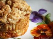 Muffin Recipes: Apple Streusel Muffins