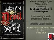 with William Sutton, Author Lawless Devil Euston Square
