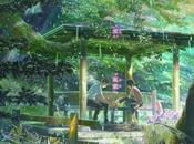 Spellbinding Trailer Makoto Shinkai's Garden Words