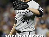 Acquire Jake Peavy From White Team Trade