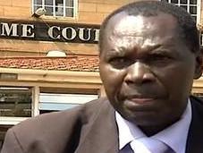Kenyan Sues Israel Italy... Crucifixion Jesus