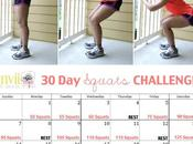 Squats Challenge