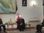 Yong Meets Iran's President
