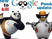 Valuable Strategies That Help Kill Google Panda Updates