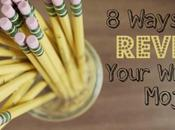 Ways Revive Your Writing Mojo