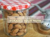 Should Start Soaking Your Nuts
