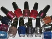 Francisco Nail Polish Collection Swatches Review