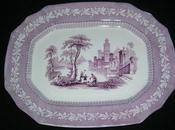 Penchant Purple Transferware!