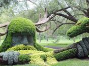Mosaiculture 2013 Montreal Botanical Garden