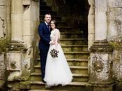 Modern English Castle Wedding Blog Felicity Matthew Wardour