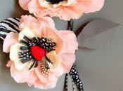 Tutorial Whimsical Paper Flowers Poppy Make