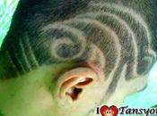 Best Hair Tattoo Artist Sabang Port, Palawan.